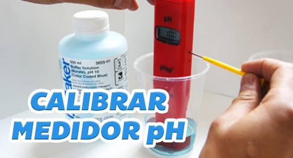 como calibrar medidor pH digital