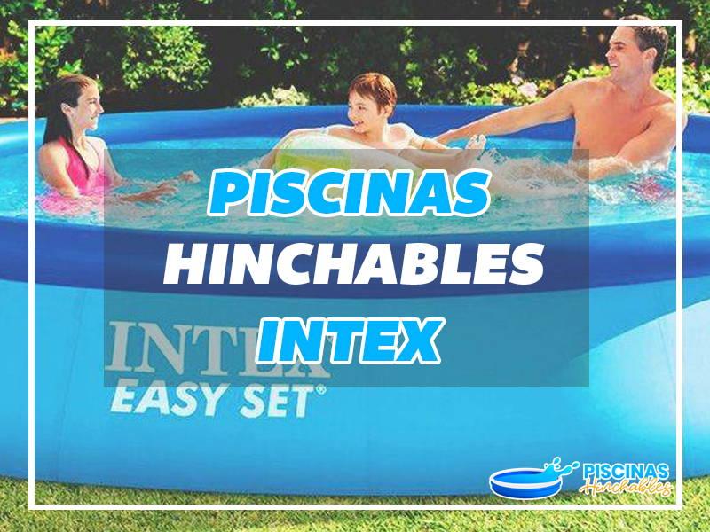 piscinas hinchables intex