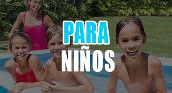 mejores piscinas hinchables para niños